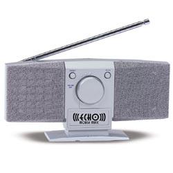 TRMILLER com - Mini Hi-Fi Radio - with your logo